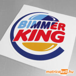 Bimmer King matrica