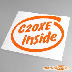 C20XE inside Opel matrica