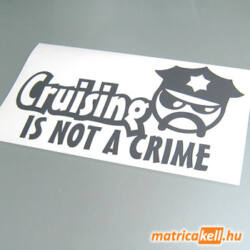 Cruising is not a Crime matrica