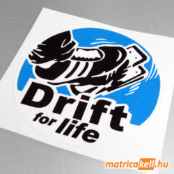 Drift for life matrica