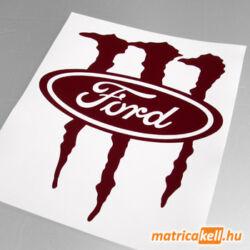Ford Monster matrica