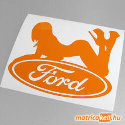 Ford sexy girl matrica