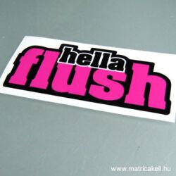 Hellaflush matrica