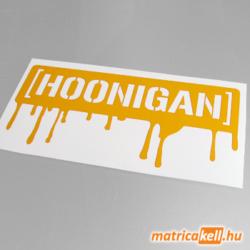 Hoonigan splat matrica