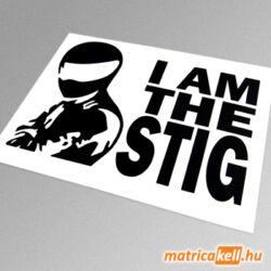 I am the Stig matrica