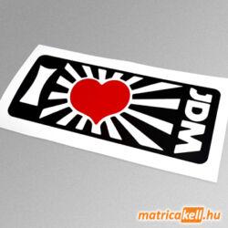 I love JDM matrica