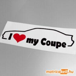 I love my BMW E36 Coupe matrica