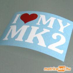I love my MK2 matrica