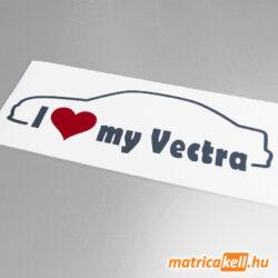I love my Opel Vectra A matrica