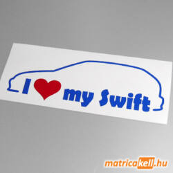 I love my Suzuki Swift mk2 matrica