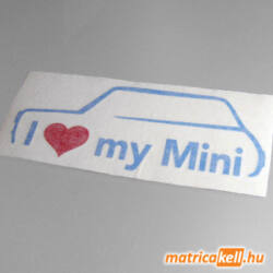 I love my classic Mini matrica