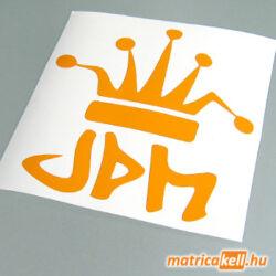 JDM King matrica