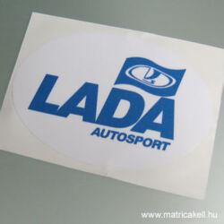 Lada Autosport matrica