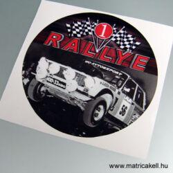 Lada Rally 1 matrica