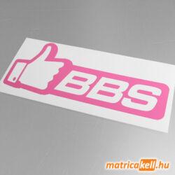 Like BBS matrica