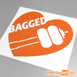 Love Bagged matrica