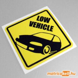 Low vehicle Honda Civic matrica