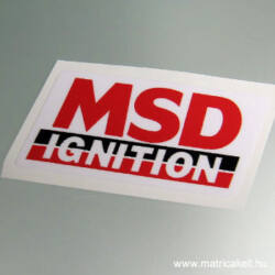 MSD Ignition matrica