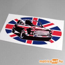 Mini Union Jack matrica