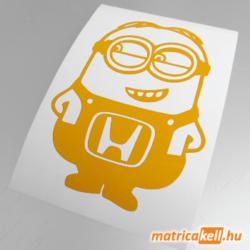 Minion Honda matrica