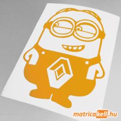 Minion Renault matrica