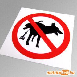 Nem kutyaWC matrica