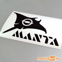 Opel Manta rája matrica