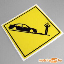 Opel Vectra A speedbump matrica