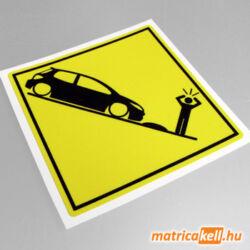 Peugeot 307 speedbump matrica