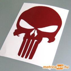 Punisher (megtorló) matrica
