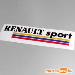 Renault Sport matrica