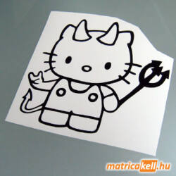 Rocker Kitty matrica