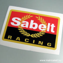 Sabelt Racing matrica