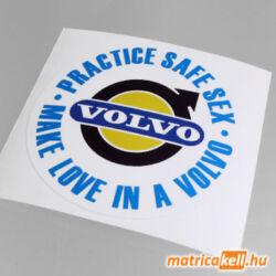 Safe sex in Volvo matrica