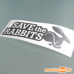 Save the Rabbits matrica