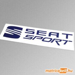 Seat Sport matrica