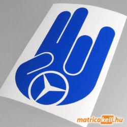 Shocker matrica Mercedes jellel