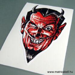 Speed Devil matrica