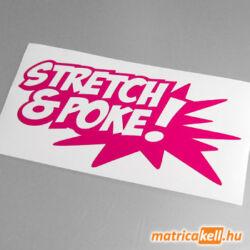 Stretch and Poke matrica