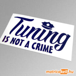 Tuning is not a crime matrica