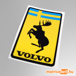 Volvo Sweden matrica