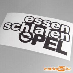 essen schlafen Opel matrica