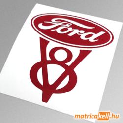 Ford V8 matrica