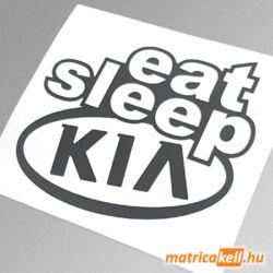 eat sleep KIA matrica