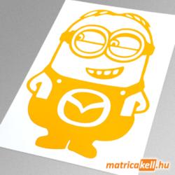 Minion Mazda matrica (új emblémával)