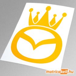 Mazda king matrica (új emblémával)