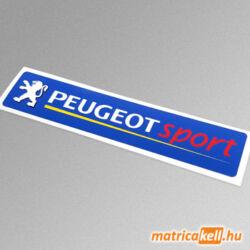 Peugeot sport matrica