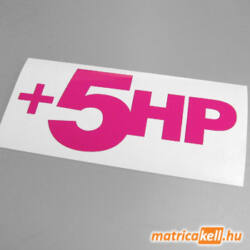+5 HP matrica