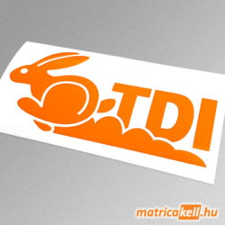 Rabbit TDI matrica (VW Golf)