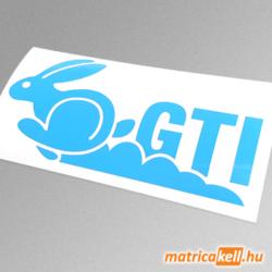 Rabbit GTI matrica (VW Golf)